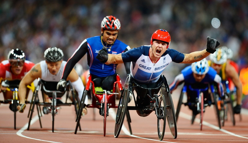 Паралимпийские игры. Спорт для сильных духом | Новости GoProtect.ru